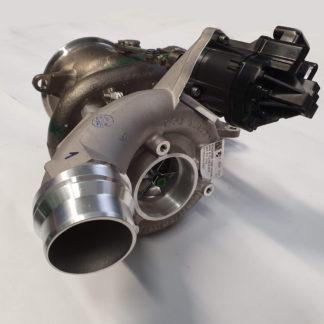 Turbo und Abgasanlage
