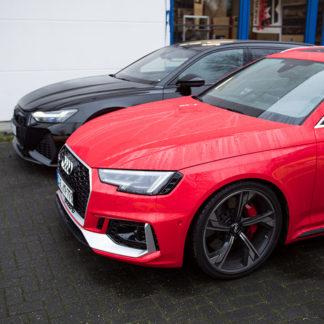 Audi, VW und Co.